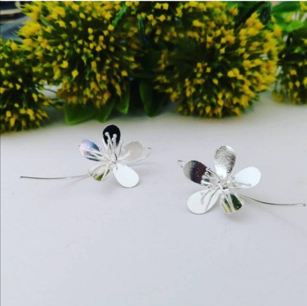 BLOSSOM FLOWER EARRINGS